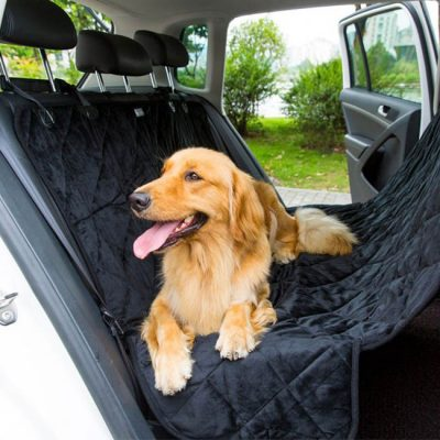 Back Seat Pet Cover For Dogs
